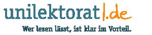Unilektorat.de - Wer lesen lässt ist klar im Vorteil